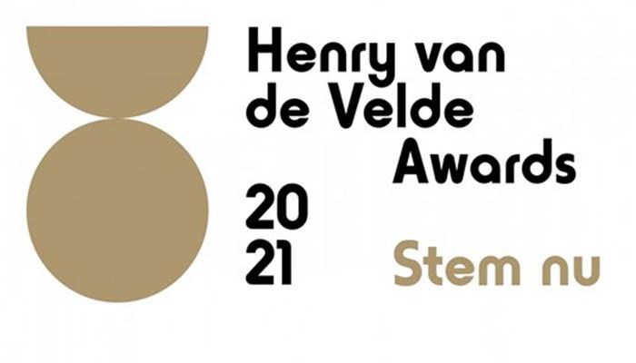 Henry van de Velde Awards 2021